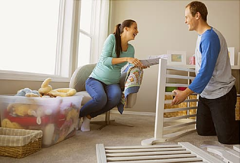 Nursery Furniture: Whatu0027s Essential? What Can Wait?