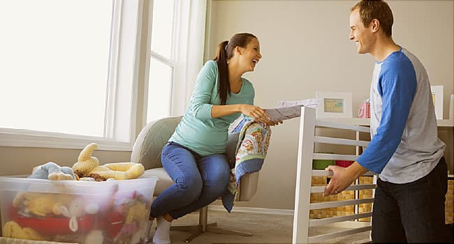 Your First Official Act As A Parent    Besides Having A Baby    Is Buying  Baby Furniture.