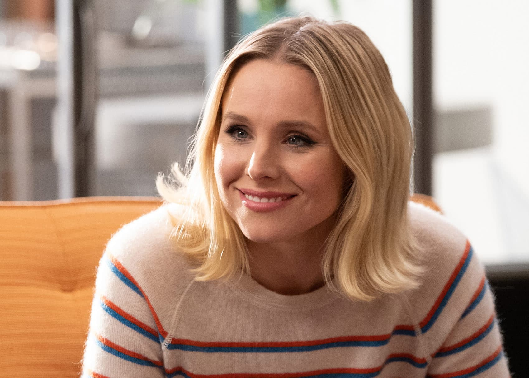 Kristen Bell at the NBCUniversal Press Tour | Tom + Lorenzo