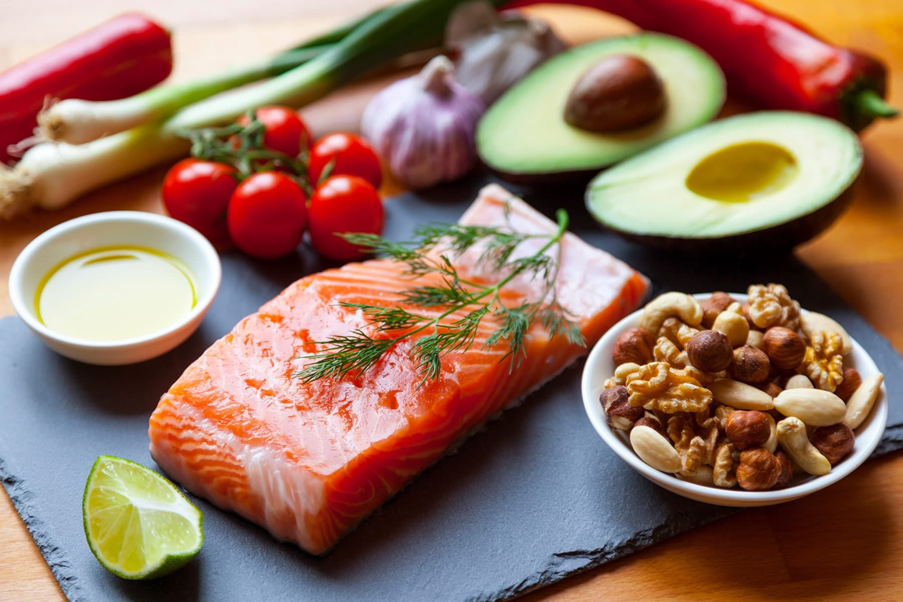 Mediterranean Diet Could Ward Off Dementia  - web md