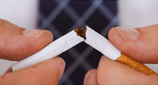 How Quitting Smoking Helps Improves Heart Health