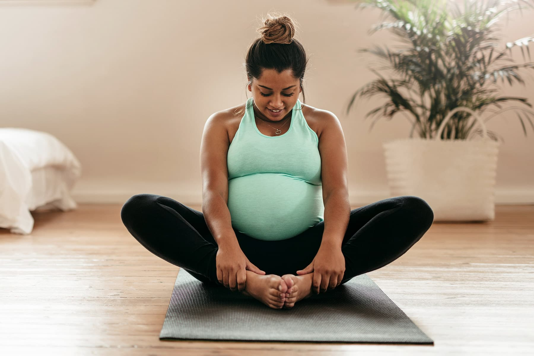 safe to lose weight in early pregnancy