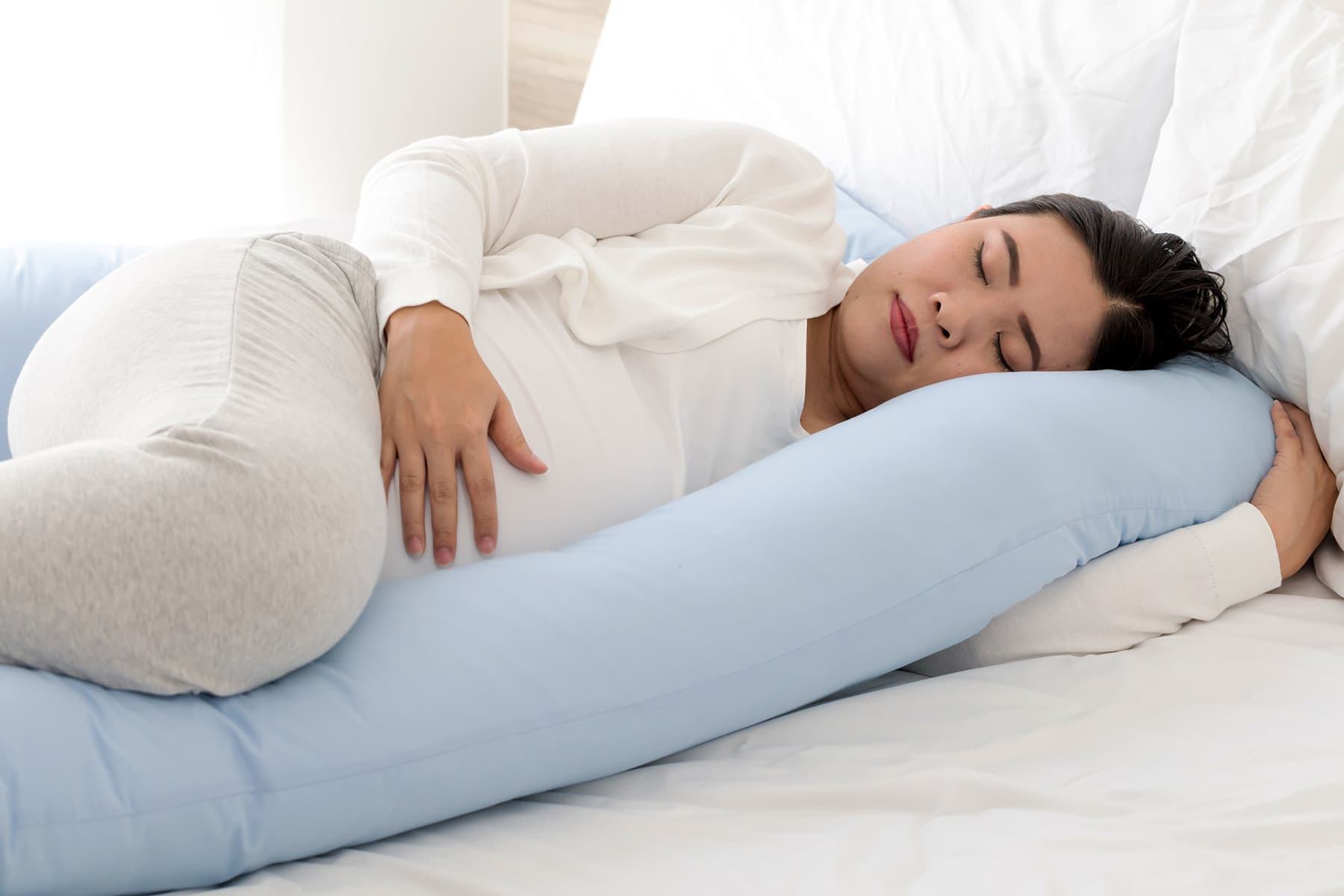 Comfort Tips For Sleeping During Pregnancy