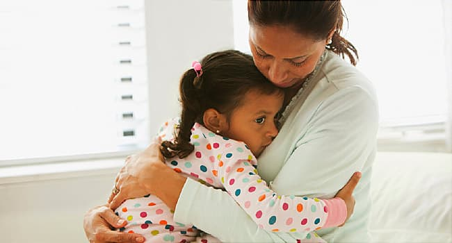 Sick Kids at Home? How to Keep Them Comfortable