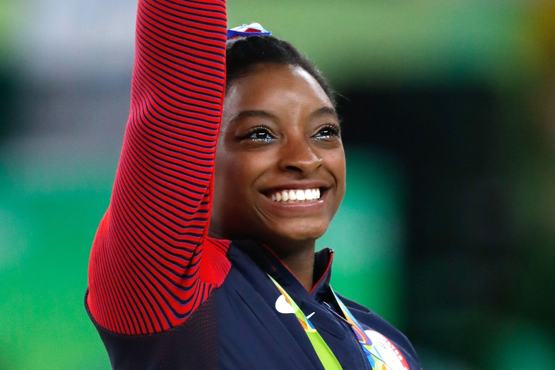 Simone Biles Withdraws From Olympic Team Competition