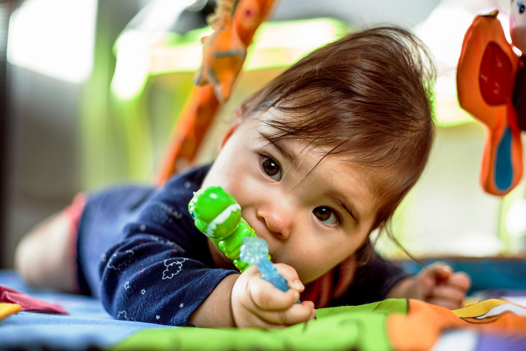 Teething in Babies: Symptoms and Remedies