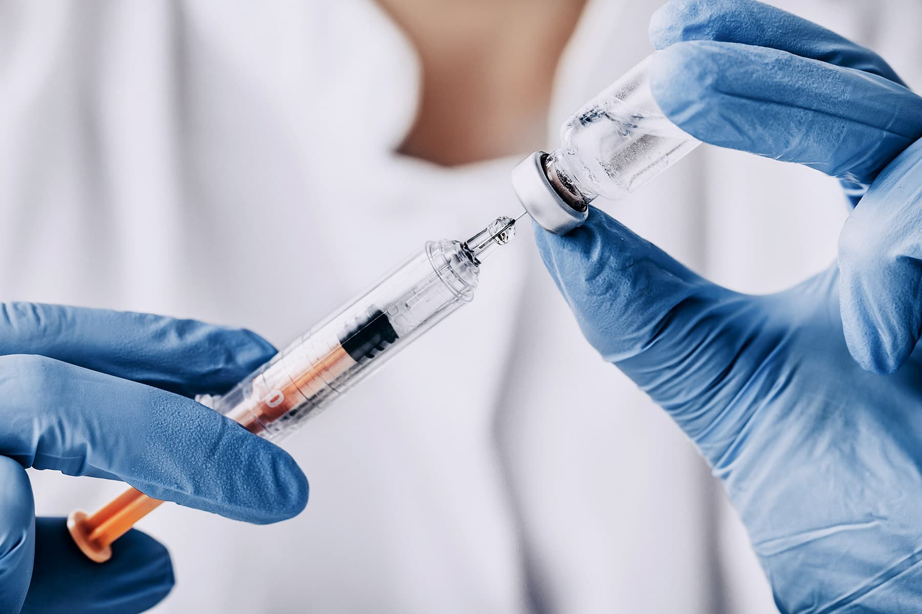 Yet Another Study Finds Vaccines Are Safe  - web md