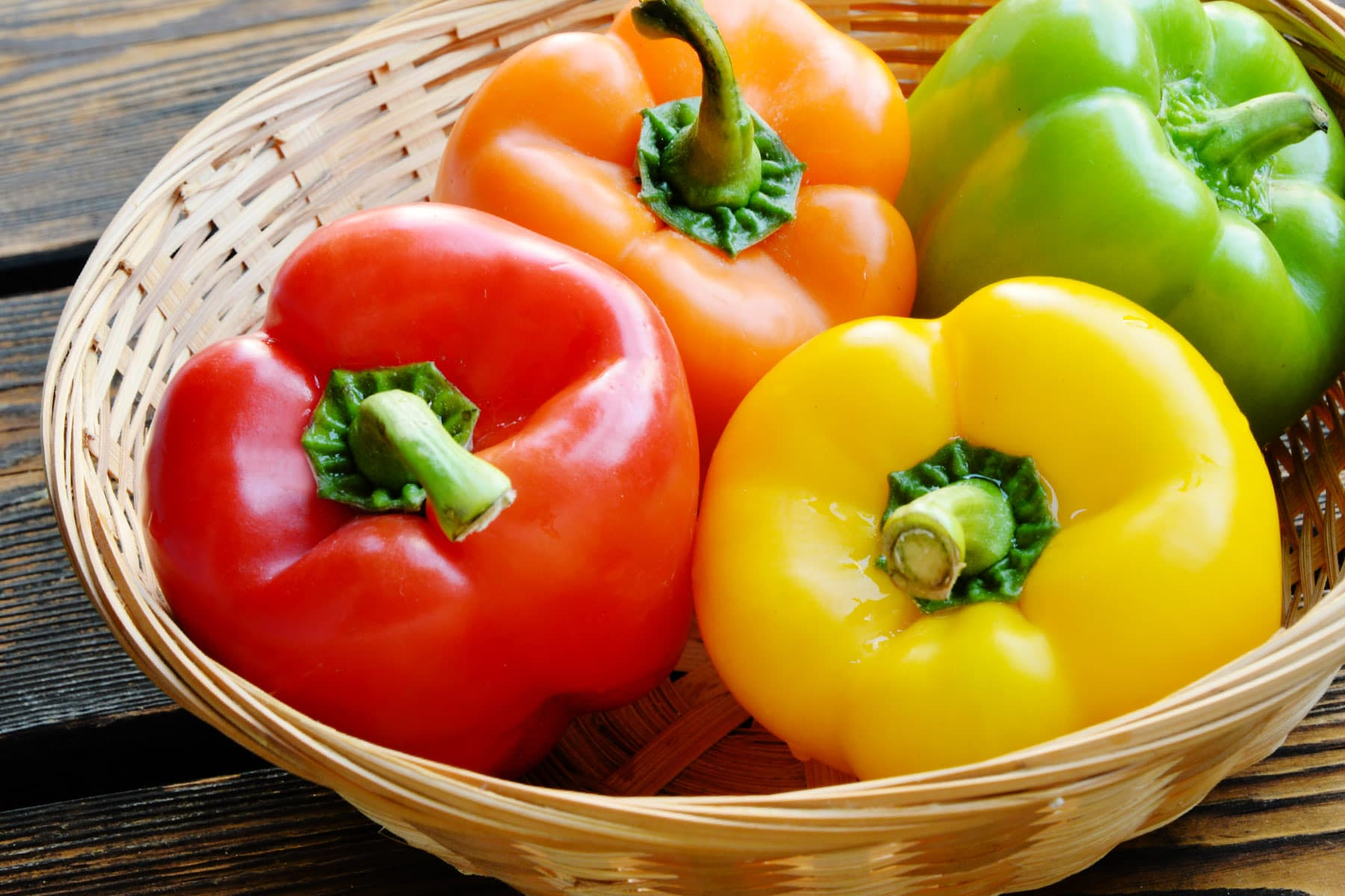 Eating Peppers Ingredients Benefits And Prep Tips