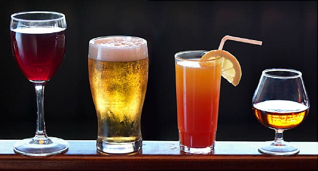 Limit Alcohol To One Drink a Day: Study