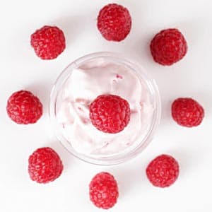 Berry Easy Topping