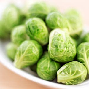 Brussels Sprouts Sauteed With Pecans and Shallots