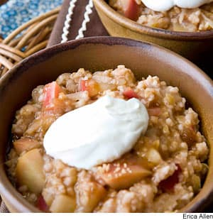 Apple Oatmeal