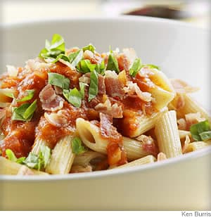 Penne with vodka sauce recipe penne with vodka sauce forumfinder Gallery