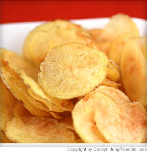 Microwave potato chips recipe microwave potato chips forumfinder