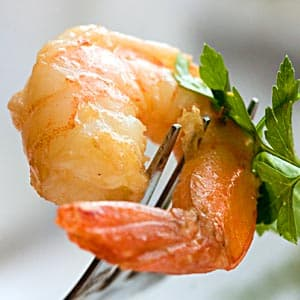 Grilled Shrimp Appetizer