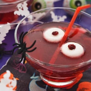Haunted (Black Cauldron) Punch