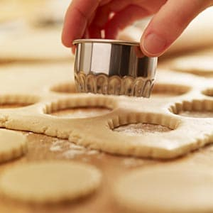 Lighter Sugar Cookies
