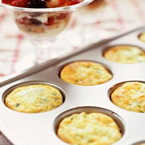 Mini veggie frittatas recipe appetizer snack recipes on webmd mini veggie frittatas pin webmd recipe forumfinder Image collections