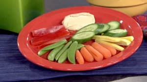 Family Recipe: Veggies and Hummus