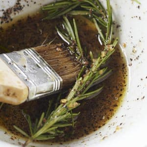 Rosemary Balsamic Marinade