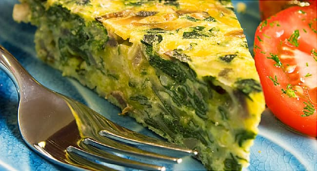 Spinach Quiche Recipe Breakfast Foods Breakfast Food Recipes On Webmd