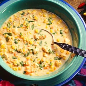 Sweet Corn, Vegetable Chowder Recipe: Soup, Sandwich ...