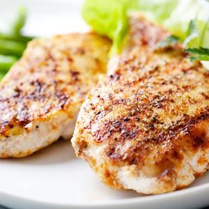 Tangy Skillet Chicken