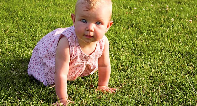 Baby Talk Isnt Silly Its Serious Way Of >> Baby Development Your 9 Month Old