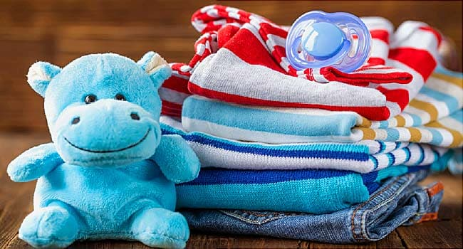 f0c040ad7 Essential Baby Clothes for the First Month