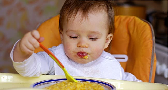 Baby Food Allergies Identifying And Preventing Them