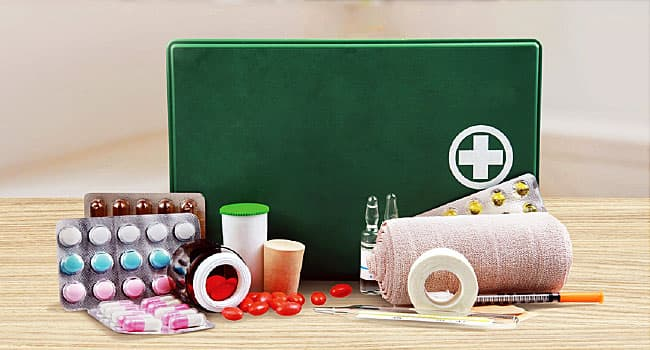 First Aid Kits Treatment: First Aid Information for First Aid Kits