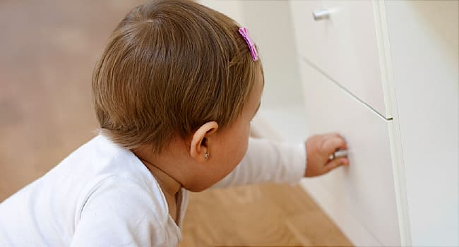 Childproof Your Home Gates Locks Drawers And More