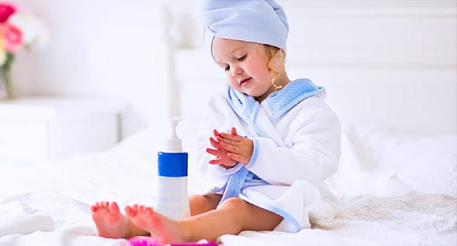 Children With Eczema: How to Stop the Scratching