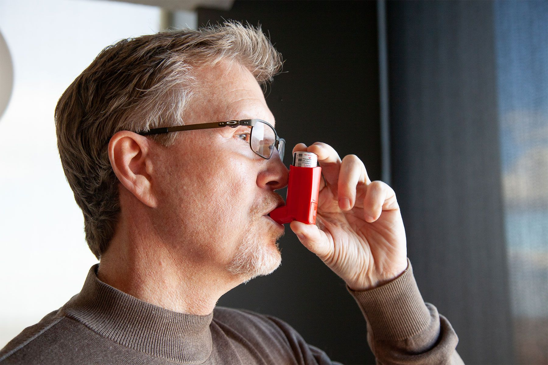 Risk of Severe COVID May Hinge on Type of Asthma  - web md