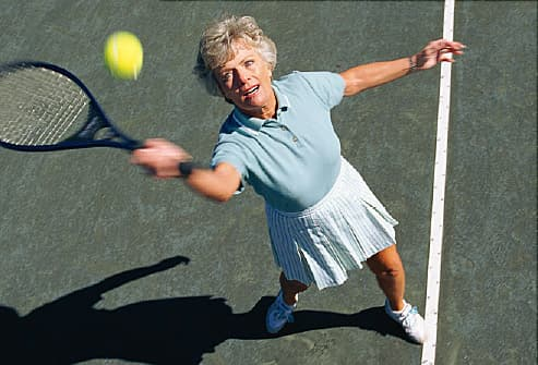 Eat Healthy, Stay Fit, and Live Well Over 50 in Pictures