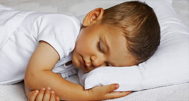 Regular Bedtimes And Sufficient Sleep >> Guidelines For Your Child S Bedtime
