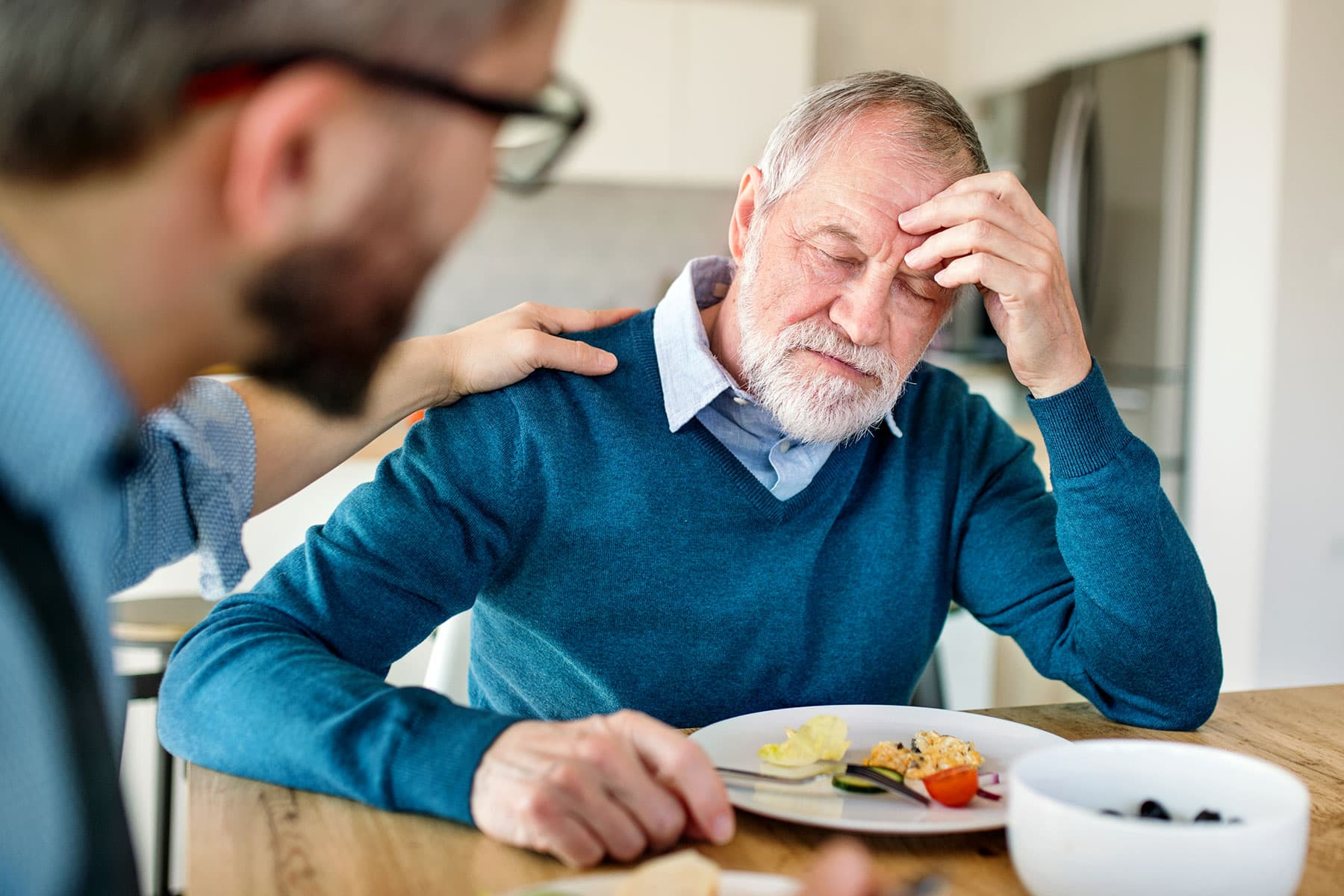 1 in 3 caregivers for the elderly may be untrained and screenless