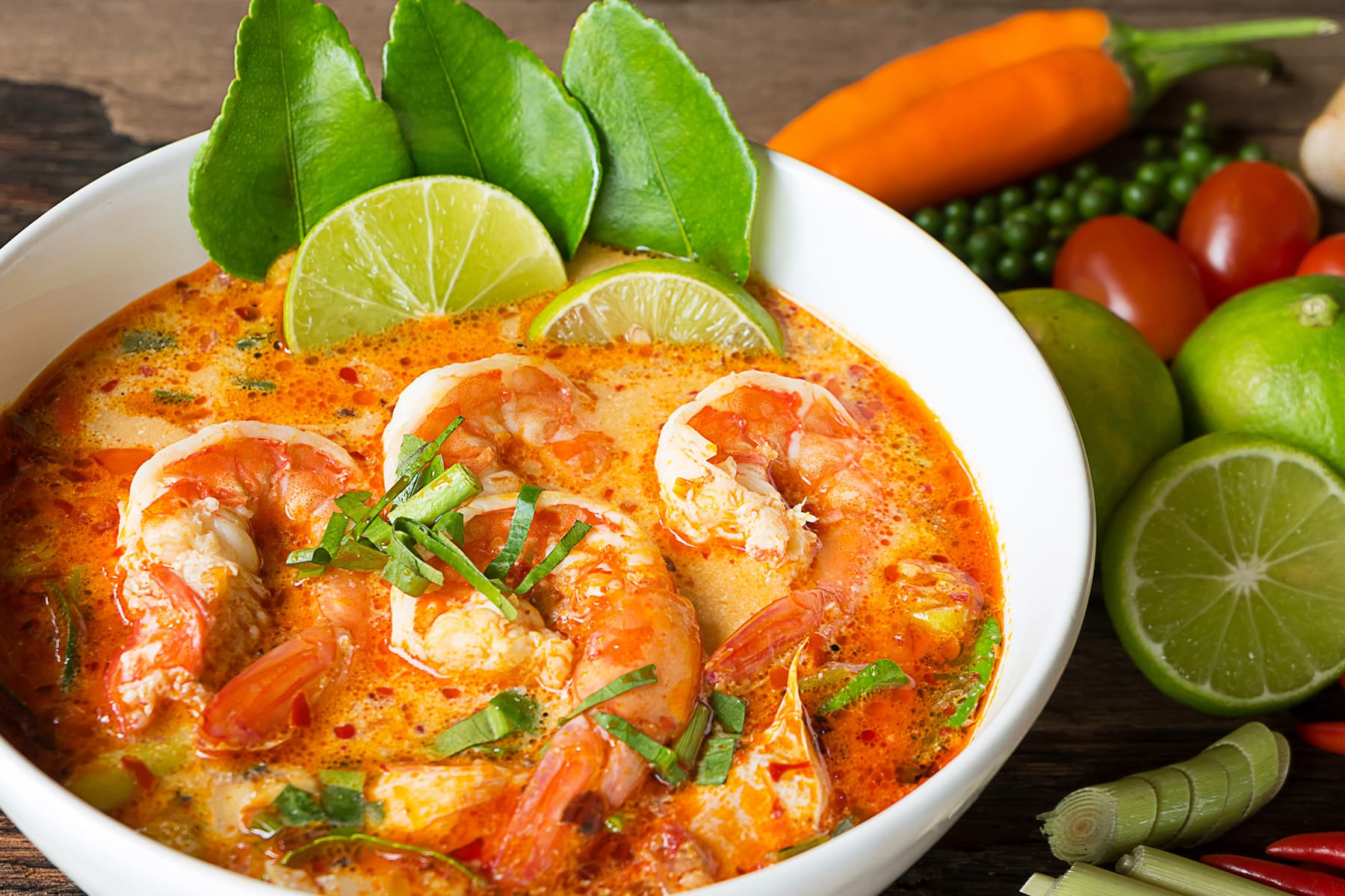 Best and Worst Thai Dishes for Your Health
