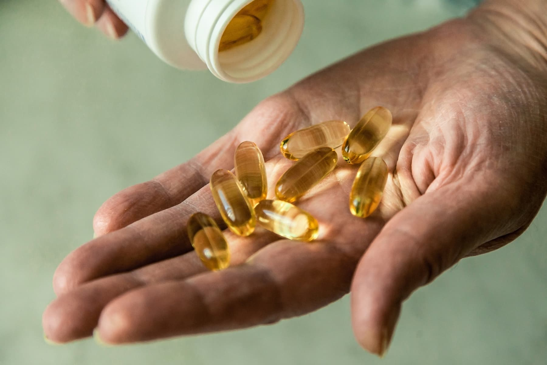BENEFITS OF FISH OIL FOR BODY