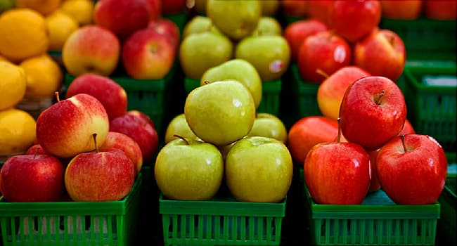 Aldi stores recall apples for possible Listeria contamination