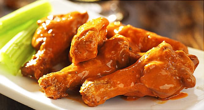 COVID, Storms and Cravings Spur Chicken Wing Shortage
