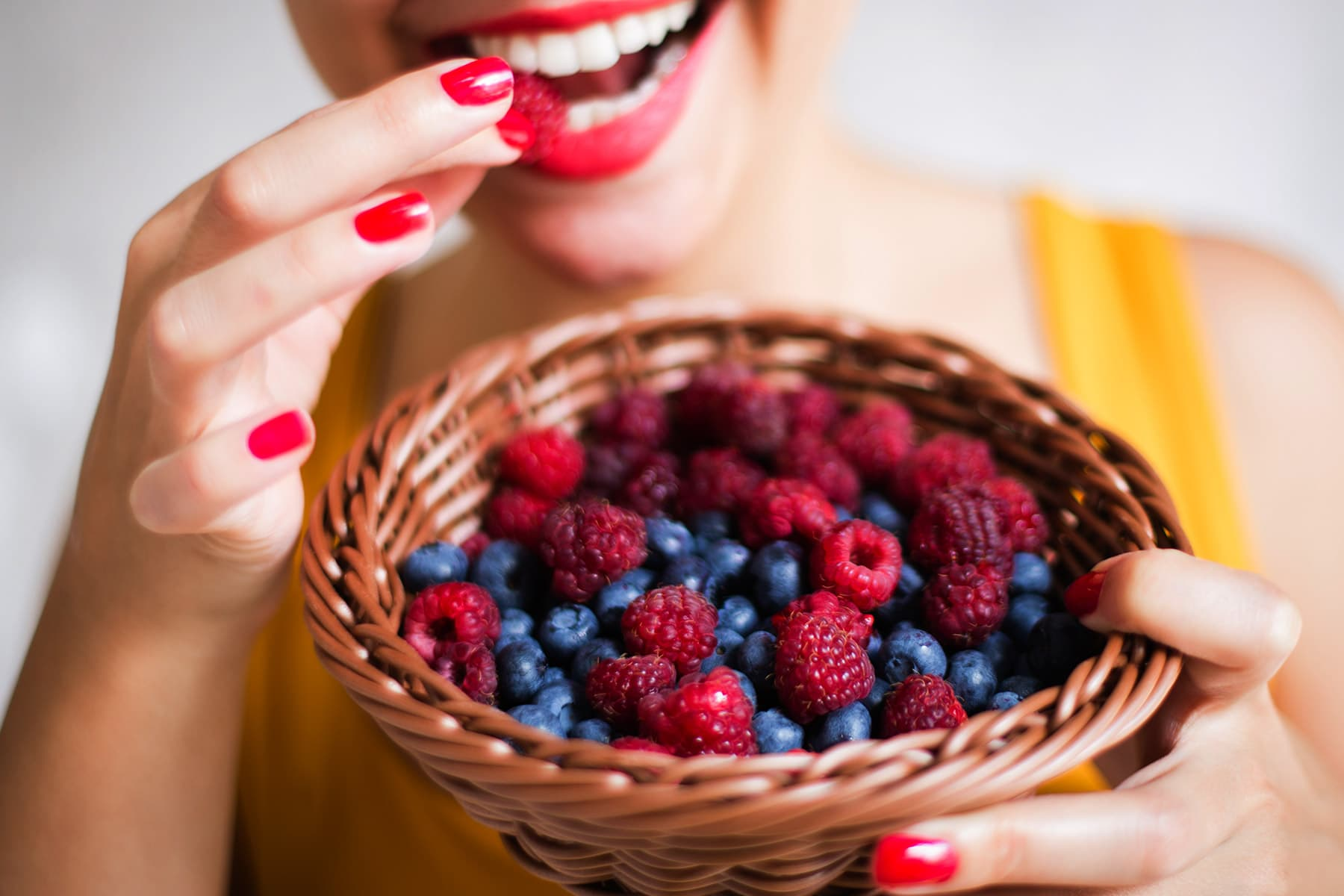 Pictures Of High Antioxidant Foods To Try