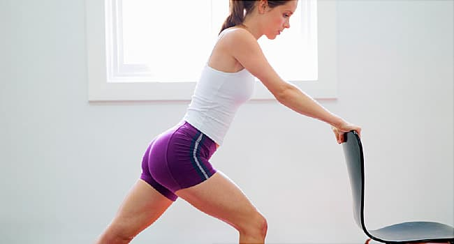 Start Working On Your Thighs Today with These Easy Exercises
