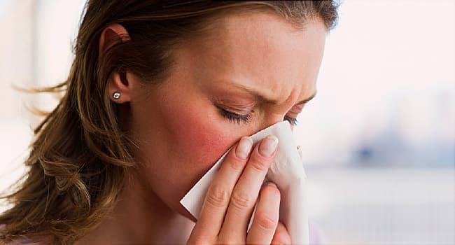 How Do You Catch A Cold Or The Flu-5815