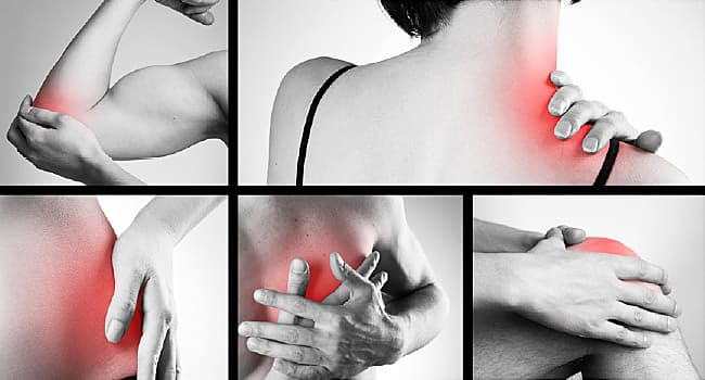 Pictures: Why Does Your Body Ache?