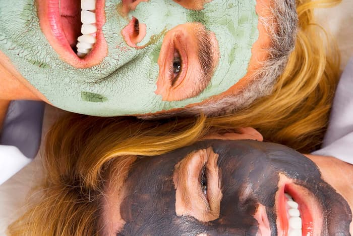photo of face mask
