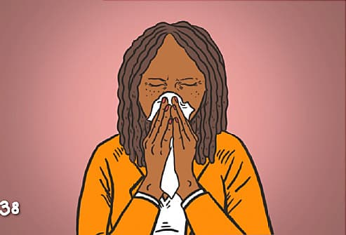 Sneeze Video: What Happens to Your Body