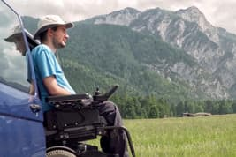 living with spinal muscular atrophy video