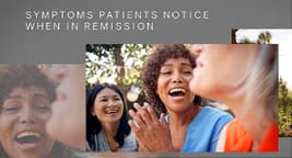 expert voice what does crohns remission look like