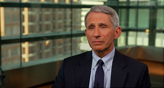 Fauci Says Nationwide Face Mask Rule May Be Needed